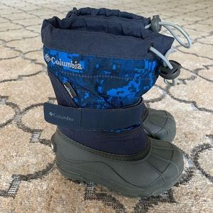 Columbia Toddler winter boots- SZ 8 unisex